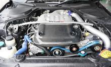 Z33 スーパーチャージャー完成 !
