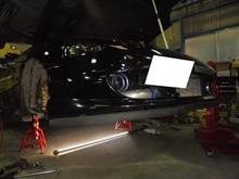 GTO ローター取付 2019年1月28日、29日