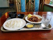 仕事のランチは浜名湖畔の絶景カフェにて豚の生姜焼き定食を愉しむ