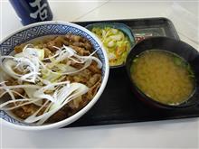 牛カルビ丼