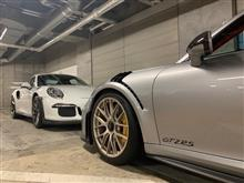 gt2rs 到着