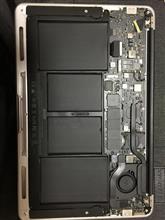 MacBook Airのバッテリー交換しました。