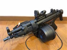 H&K MP5A5 あとは内部に手を入れるだけになりました
