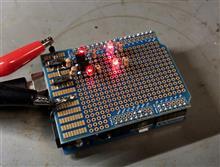 ArduinoでLチカ