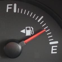 燃費の記録 (16.07L)