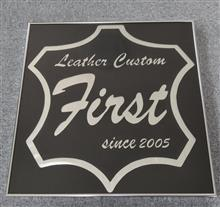 Leather Custom FIRSTさんのブログで紹介されました💦