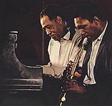 Ellington and Coltrane / In a sentimental mood