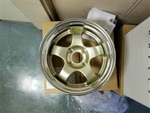 今日のホイール WORK MEISTER S1 2P(ワーク マイスター S1 2P) -トヨタ カローラレビン用-