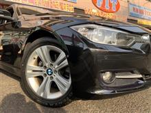 BMW:F30ランフラットタイヤ交換! FIT都筑店です(*'▽')
