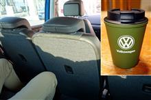 VW シャランの試乗