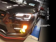 ☆WRX S4☆ LED化&SIドライブ&アイサイトオートキット取付!