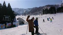 スキー部活動