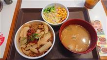 食べラー・メンマ牛丼!!