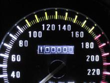 FCが総走行10万kmを超えたので・・・