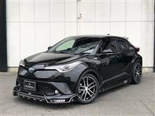 新車C-HR ROWENコンプリート ご納車 岡山県!