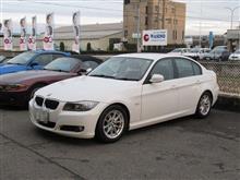これもメンテナンス  BMW E90 タイヤ交換 ミシュランPS4 205/55R16