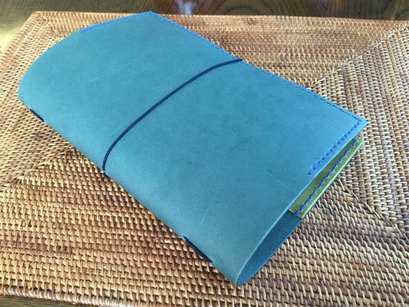 母子手帳&お薬手帳カバー、作りました