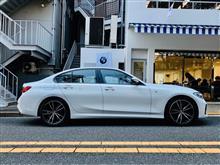 The impression regarding BMW G20-330i M-Sport