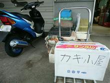 福岡に来て初のカキ小屋に🎵
