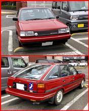 日本では5ドアは売れなかった…(^^;;