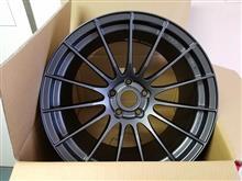 今日のホイール ENKEI Racing RS05RR(エンケイ レーシング RS05RR) -ニッサン スカイラインGT-R用-