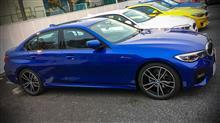 G20型 BMW 320i M Sport契約