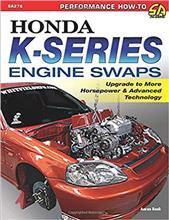 【書籍】Honda K-Series Engine Swaps