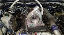V8君クラウンの修理開始