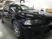 BMW M3 コーティング