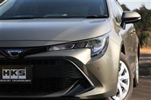 【マフラー】トヨタ カローラスポーツ用マフラーもうすぐ発売!