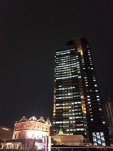 恵比寿駅、仕事終わり。