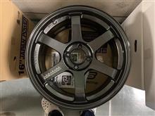 今日のホイール Rays VolkRacing TE37 sonic(レイズ ボルクレーシング TE37 sonic) -ホンダ S660用-