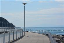 湘南散歩…モノレールに乗って江の島へ