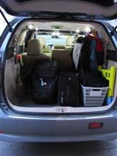 18-19 スキーNo.57 春スキーへ、日帰りドライブ。