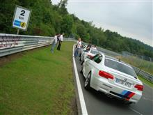 BMW Section Training Nordschleife ①