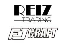 『FJ CRAFT ✖ REIZ TRADING 』🎁ステッカープレゼント企画(*^▽^*)🎁