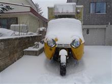 なごり雪・・・・