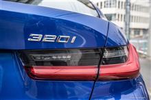 新型BMW320i試乗