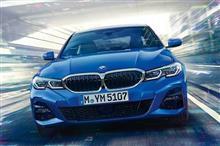 新型BMW3シリーズ(G20)の適合確認情報