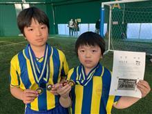 サッカーフィステバル大会 in 草薙ドーム