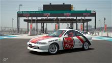 GT sports リバリー