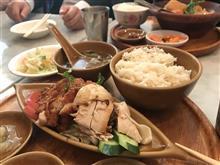 シンガポールランチ 海南鶏飯