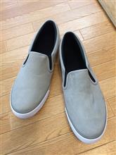 落書きの靴