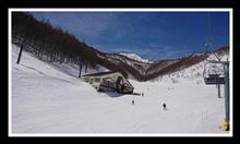 春の雪山!ホームゲレンデ後半戦へ♪