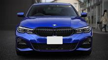 G20型 BMW 320i 納車とショートインプレッション
