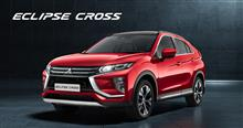 Mitsubishi Eclipse Cross Wins RAF Award For Best Market Newcomer in Russia  ・・・・