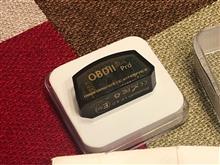 CVT油温をiPhoneで(*´∀`)♪