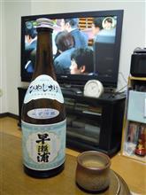 早瀬浦 特別純米酒 ひやしさけ
