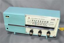 松下電器産業 ナショナル 真空管ラジオ DX-465
