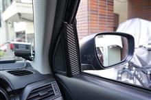 スズキ スイフト用ドライカーボン製Aピラー予約販売開始!